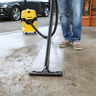 Karcher WD4 220 - 240 Volt Wet and Dry Vacuum Cleaner