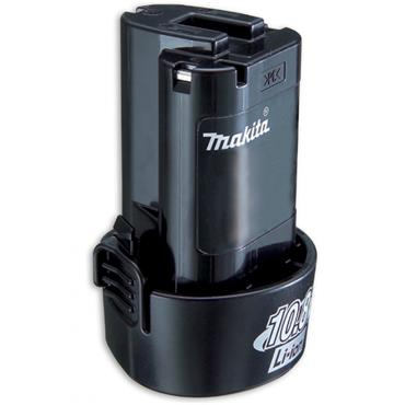 Makita BL1013 10.8 Volt Lithium-Ion Battery Pack, 1 x 1.3Ah Batteries