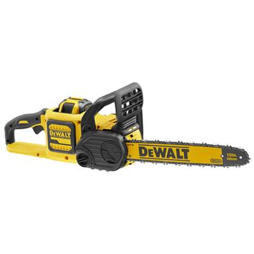 DeWALT DCM575X1 54 Volt Flexvolt Chainsaw, 1 x 9.0Ah Batteries