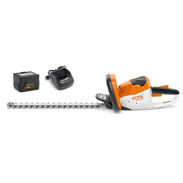 Stihl HSA 56 Compact Cordless Hedge Trimmer Set