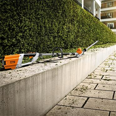 Stihl HLA 65 50cm Cordless Long Reach Hedge Trimmer, Body Only