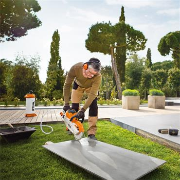 Stihl TSA 230 36 Volt Battery Powered Cordless Cutoff Saw, Body Only