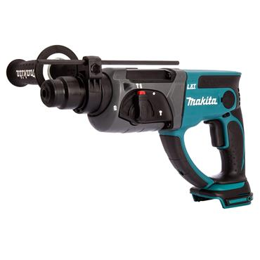 Makita DHR202Z 18 Volt Cordless SDS Plus Rotary Hammer Body Only