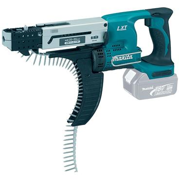 Makita DFR550Z 18 Volt Auto-Feed LXT Screwdriver Body Only