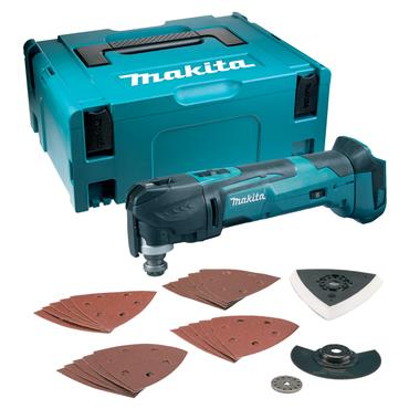 Makita DTM51ZJX7 18 Volt LXT Multi Tool Kit Body Only