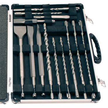 Makita D-21200 17 Piece SDS Plus Drill and Chisel Set
