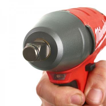 """Milwaukee M18 ONEIWF12-502X 18 Volt 1/2"""" Impact Wrench, 2 x 5.0Ah Batteries"""