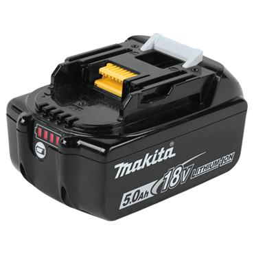 Makita BL1850 18 Volt LXT Lithium-Ion Battery Pack, 1 x 5.0Ah Batteries