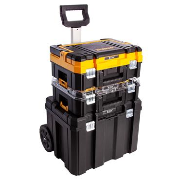 DeWALT DWST1-81049 T-Stak Mobile Tower Tool Boxes