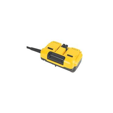DeWALT DCB500 240 Volt Main Adapter for 2 x 54 Volt Mitre Saw