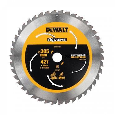 DeWALT 305 x 30 x 42T, Extreme Circular Saw Blade - DT99574-QZ