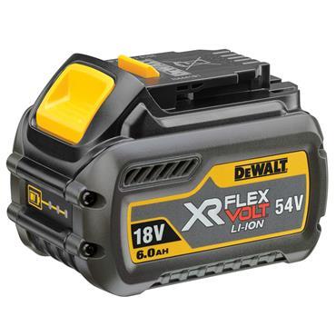 DeWALT DCK2056T2T 18 Volt Premium Hammer Drill and 54 Volt Circular Saw Kit, 2 x 6.0Ah Batteries