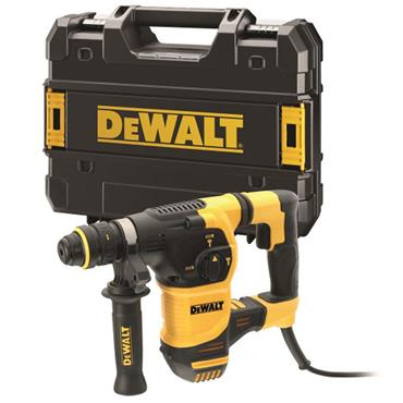 DeWALT D25334K 950 Watt 30mm SDS Plus Rotary Hammer Drill with Quick Change Chuck