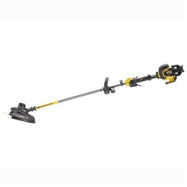 DeWALT DCM5713X1 54 Volt XR Flexvolt Split Shaft String Trimmer, 1 x 9.0Ah Batteries