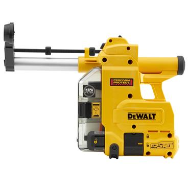 DeWALT D25304DH-XJ Integrated Hammer Drill Dust Extractor