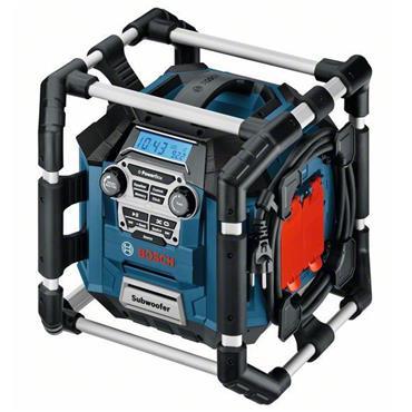 Bosch BGML20 240 Volt Professional Powerbox 360 Jobsite Radio