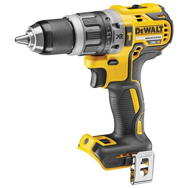DeWALT DCK266P2 18 Volt Brushless Cordless Combi and Impact Driver Kit, 2 x 5.0Ah Batteries