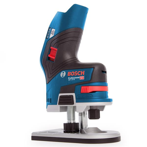 Bosch Gkf 12v 8 Professional 12 Volt Brushless Router Body Only Available Online Caulfield Industrial