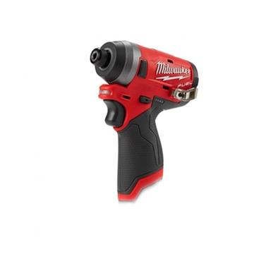 "Milwaukee M12FID-0 1/4"" 12 Volt Fuel Impact Driver Body Only"