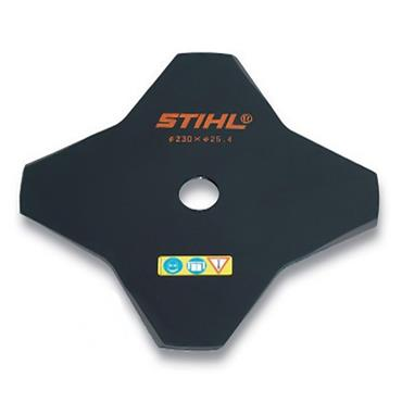 Stihl 230mm 4 Metal Brushcutter Blade