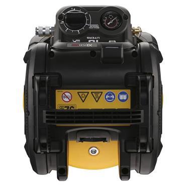 DeWALT DCC1054N-XJ 10 Litre 54 Volt XR Flexvolt Air Compressor Body Only