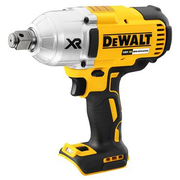 "DeWALT DCF897N-XJ 18 Volt XR Brushless 3/4"" Compact High Torque Impact Wrench Body Only"