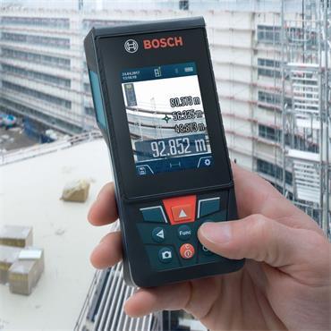 Bosch GLM 120 C Professional Bluetooth Laser Measurer
