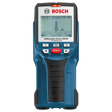 Bosch D-Tect 150 Professional Wall Scanner Detector