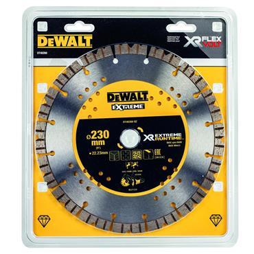 DeWALT DT40260-QZ 230 x 22.23mm, Extreme Diamond Blade