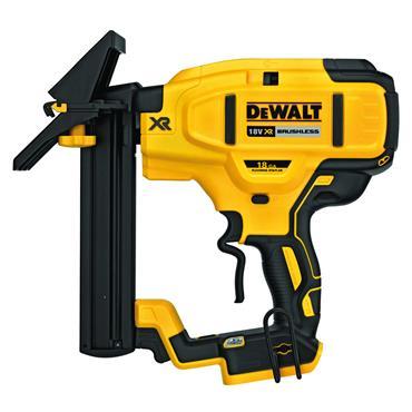 DeWALT DCN682N-XJ 18 Volt XR Brushless 18Ga Flooring Stapler Body Only