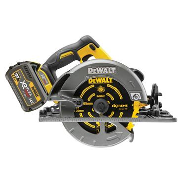DeWALT DCS576T2 54 Volt XR Flexvolt Cordless Circular Saw, 2 x 6.0Ah Batteries
