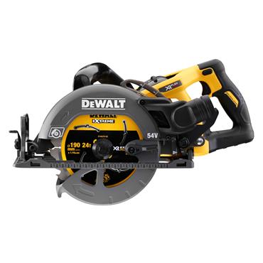 DeWALT DCS577T2 54 Volt High Torque Circular Saw, 2 x 6.0Ah Batteries