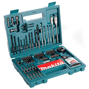 Makita B-53811 100 Piece Drill and Screwdriver Bit Set