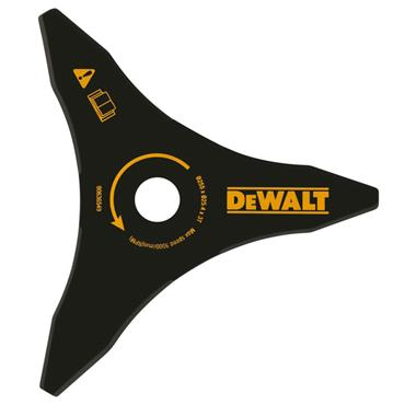 DeWALT DT20653-QZ 250mm Brush Cutter Tri Blade