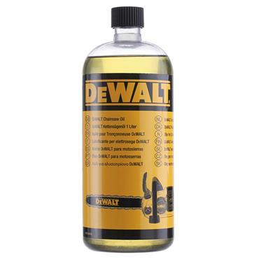 DeWALT DT20662-QZ 1 Litre Chainsaw Oil