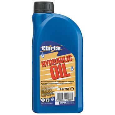Clarke 3050830 1 Litre Long Life Hydraulic Oil
