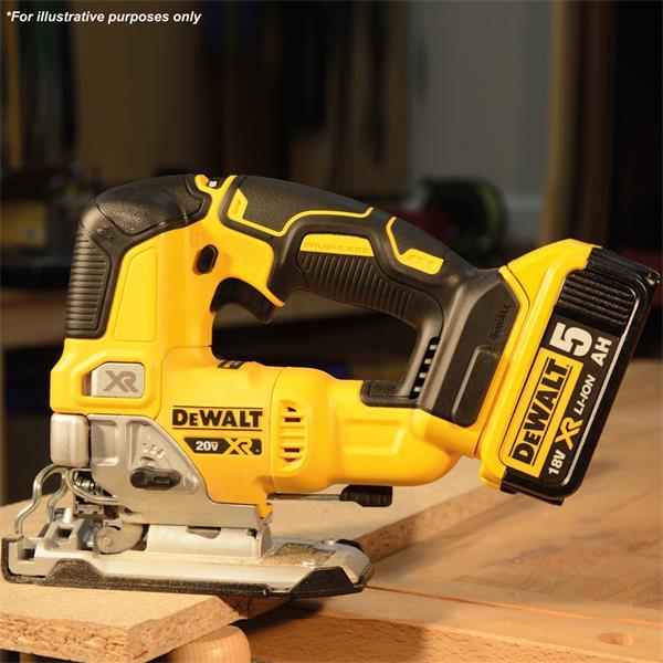 DEWALT DCS334N XR Brushless Top Handle Jigsaw 18V Bare
