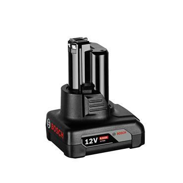 Bosch 1600A00X7H 10.8/12 Volt Lithium-Ion Battery Pack, 1 x 6.0Ah Batteries