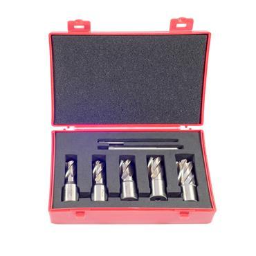 Rotabroach SRKW2000 7 Piece TCT Series Cutter Kit