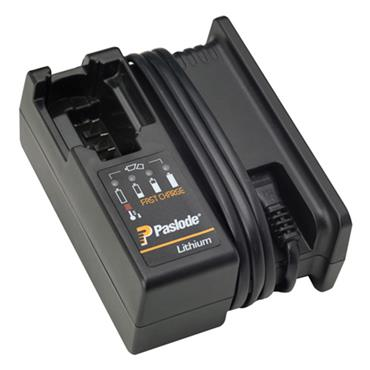 Paslode 018882 240 Volt Lithium-Ion Battery Fast Charger with AC/DC Adaptor