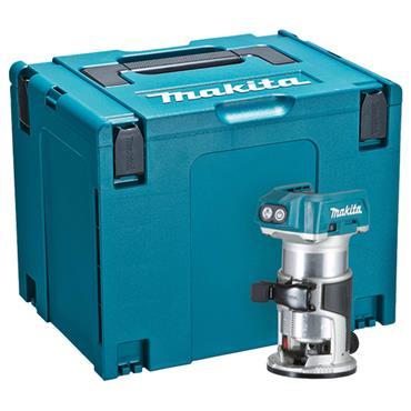 Makita DRT50ZJ 18 Volt LXT Cordless Brushless Router/Trimmer Body Only