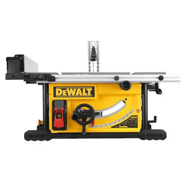 DeWALT DWE7492 250mm Tabel Saw with Scissor Leg Stand
