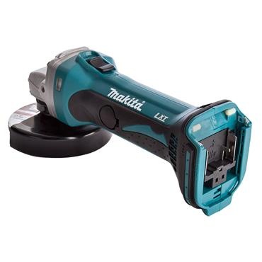 Makita DGA452Z 18 Volt LXT 115mm Angle Grinder Body Only