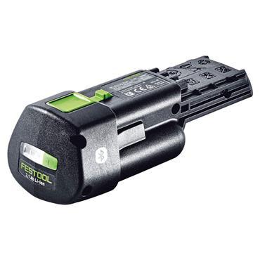 Festool 202497 18 Volt Lithium-Ion Bluetooth Battery Pack, 1 x 3.1Ah Batteries