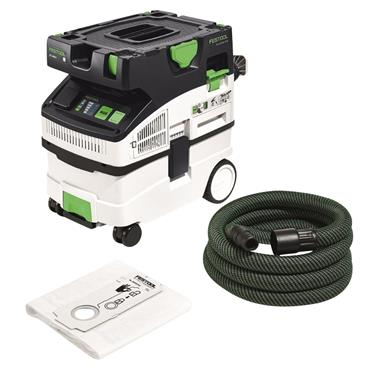 Festool CTM MIDI I GB Bluetooth Class M Mobile Dust Extractor