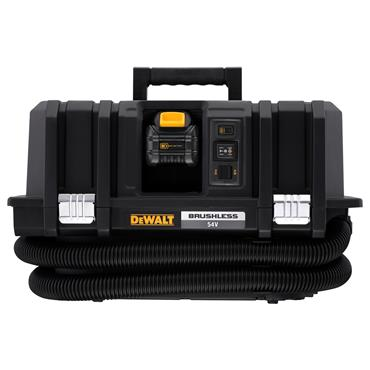 DeWALT DCV586MT2 18/54 Volt Flexvolt M-Class Dust Extractor Kit, 2 x 2.0/6.0Ah Batteries