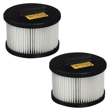 DeWALT DCV5861-XJ 2 Piece M-Class Filters for Dust Extractor