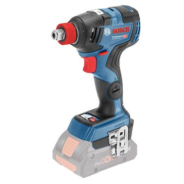 Bosch GDX18V-200C 18 Volt Professional Impact Driver/Wrench, 2 x 5.0Ah Batteries