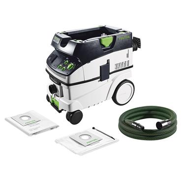Festool CTM 26 E AC GB Cleantec Mobile Dust Extractor