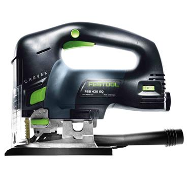 Festool PSB 420 EBQ-Plus GB 550 Watt Carvex Pendulum Jigsaw